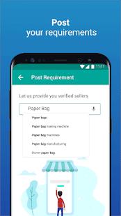 IndiaMART Online B2B App for Buy, Sell & Wholesale 12.8.9 Screenshots 6
