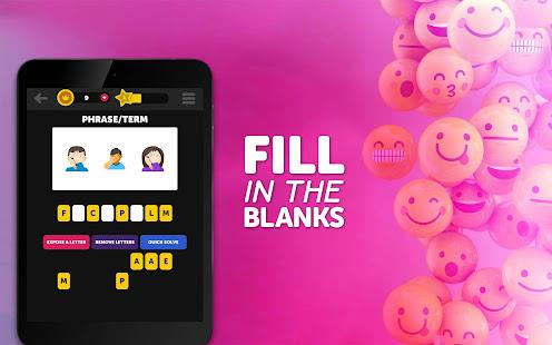 Guess The Emoji - Trivia and Guessing Game! screenshots 22