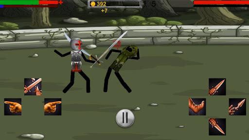 Stickman Sword Duel 4.1 screenshots 6