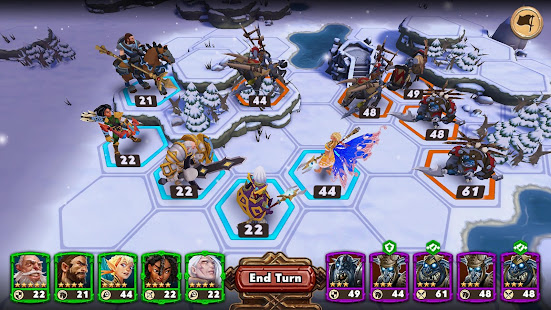 Hack Game Warlords of Aternum apk free