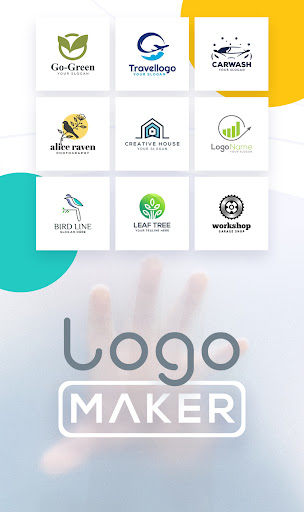 Logo Maker : Graphic Design And Logo Templates android2mod screenshots 7