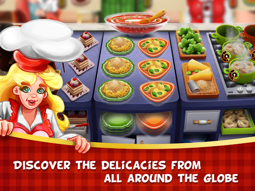 Kitchen Adventure - Tasty Cooking Restaurant Chef 1.2.3 screenshots 10