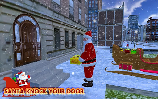 Christmas Santa Rush Gift Delivery- New Game 2020 2.5 screenshots 3