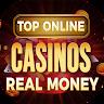 TOP Online Casinos | ReаΙ Μⲟnеу Slots Excitement APK Icon