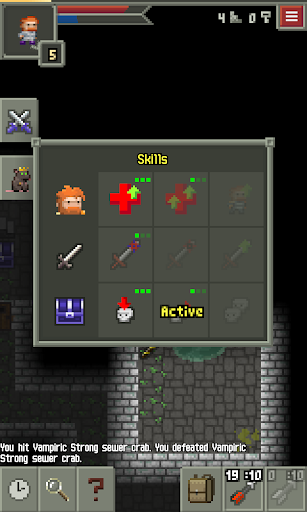 Skillful Pixel Dungeon 0.4.5 screenshots 1