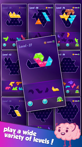 Block! Triangle Puzzle: Tangram  screenshots 3
