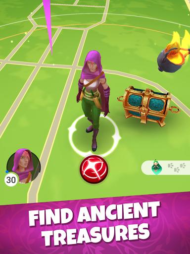 Draconius GO: Catch a Dragon! Apkfinish screenshots 15