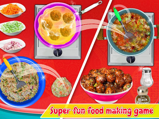 Chinese Street Food - Cooking Game  screenshots 7