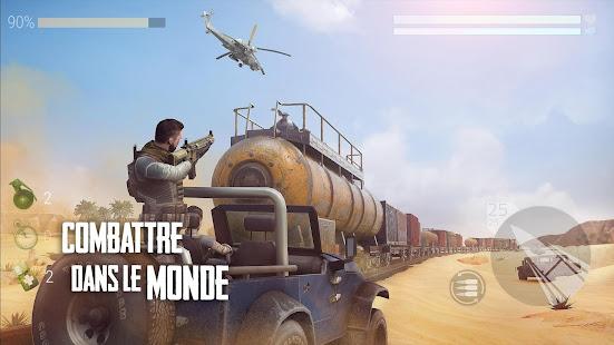 Cover Fire: Jeux de Tir Offline screenshots apk mod 4