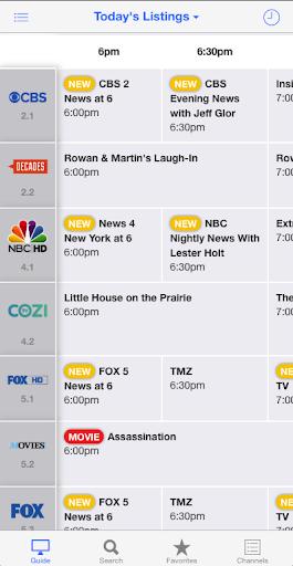 Foto do TV Listings Guide America