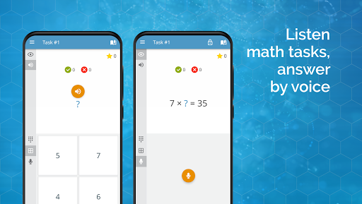 Math games: arithmetic, times tables, mental math  Screenshots 3