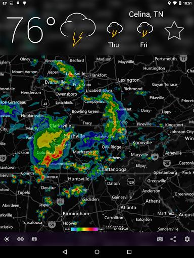 MyRadar Weather Radar  poster 6