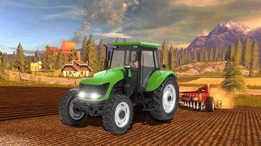 Real Farm Town Farming tractor Simulator Game 1.1.7 screenshots 11