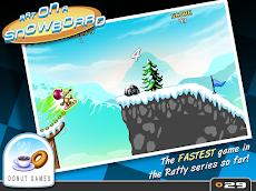 Rat On A Snowboardのおすすめ画像4