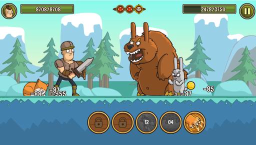 Senya and Oscar: The Fearless Adventure.  screenshots 11