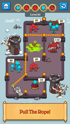 Stick Clash 1.0.13 screenshots 5