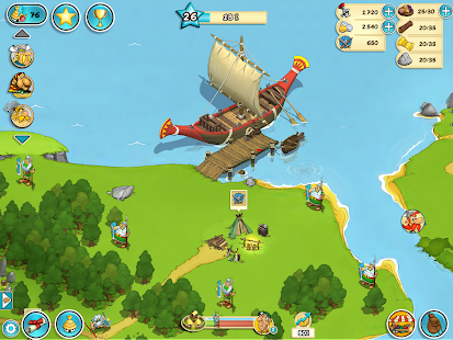 Asterix and Friends Screenshot