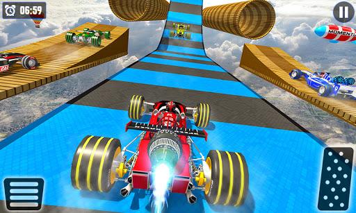 Impossible Formula Jet Car Racing Stunts  screenshots 1