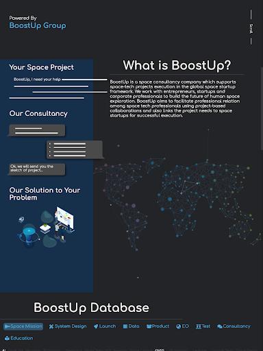 BoostUp Group - Space Tech, Newspace, News, Events  screenshots 9