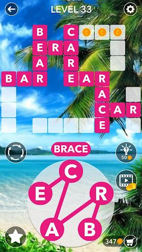 Word Crossword Search 5.0 screenshots 7