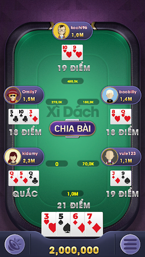 Xi Dach - Blackjack  screenshots 4