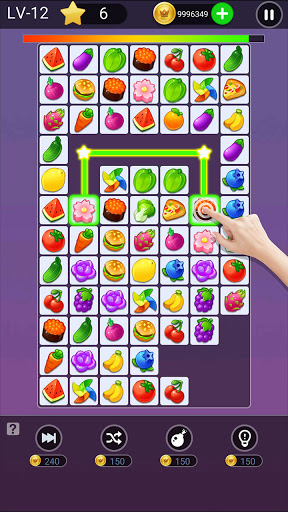 Onet 3D-Classic Link Match&Puzzle Game  screenshots 3