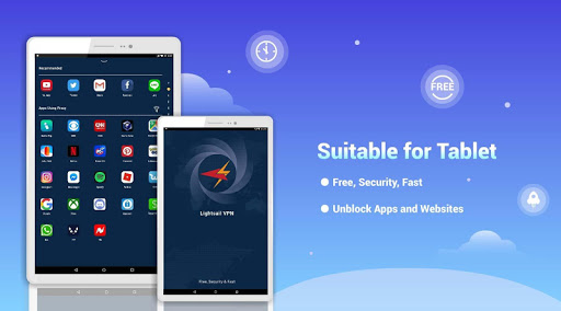 LightSail VPN, unblock websites and apps for free Ver 2.0.14265 screenshots 6