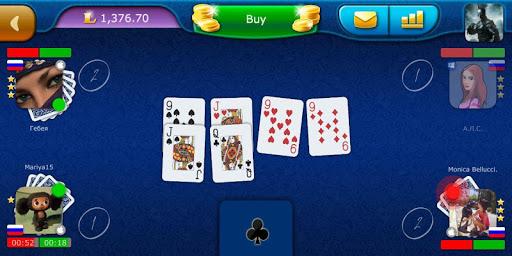 Durak LiveGames - free online card game  screenshots 8