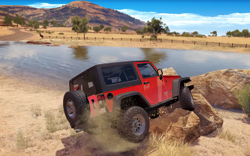 Offroad Xtreme Jeep Driving Adventure apkmartins screenshots 1