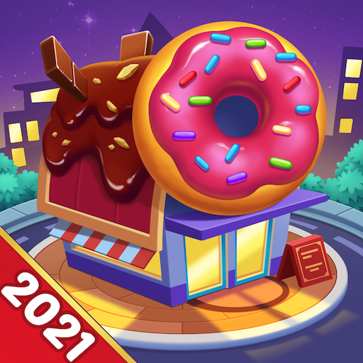 Cooking World: New Games 2021 & City Cooking Games