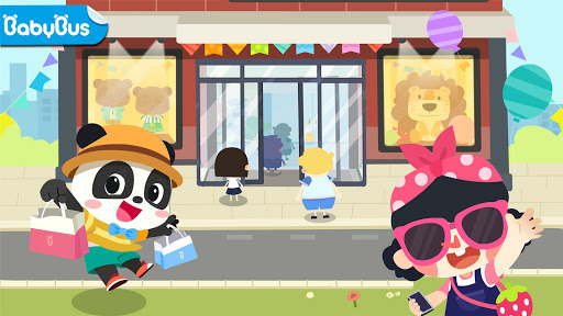 Little Panda's Shopping Mall modavailable screenshots 1