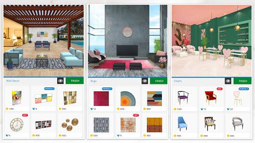 Home Makeover: House Design & Decorating Game 1.3 screenshots 24