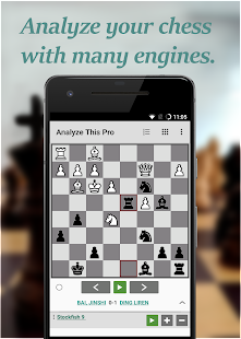 Chess - Analyze This (Free) 5.4.8 Screenshots 1