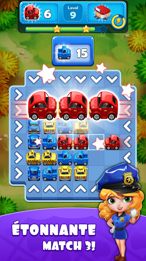 Code Triche Traffic Jam Cars Puzzle - Jeu de puzzle de trafic (Astuce) APK MOD screenshots 2