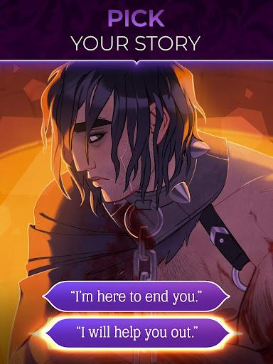 The Arcana: A Mystic Romance - Interactive Story 1.98 screenshots 16