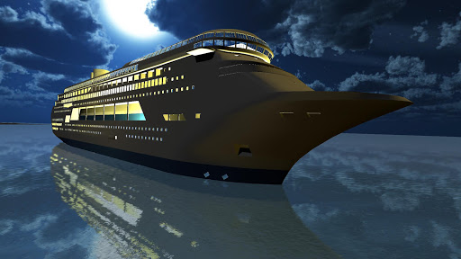 Transport Cruise Ship Game Passenger Bus Simulator 3.0 screenshots 12