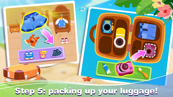 Baby Pandau2019s Summer: Vacation 8.57.00.00 Screenshots 11