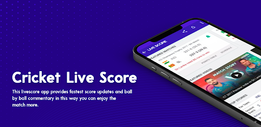 Live Cricket Score, Match Predictions & Live Score APK 0