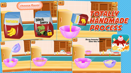 Ice Cream Shop: Cooking Game filehippodl screenshot 3
