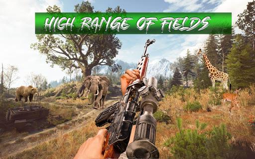 Chasse sauvage 3d: Jungle Animal Hunting Games APK MOD – Pièces de Monnaie Illimitées (Astuce) screenshots hack proof 2