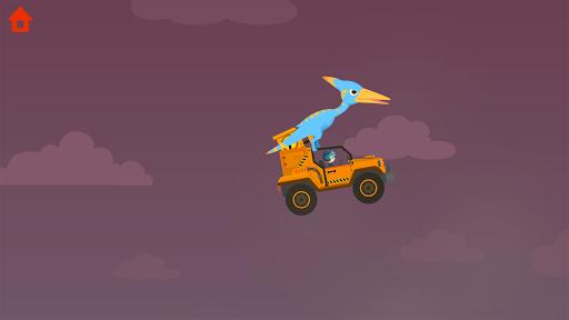 Dinosaur Guard - Jurassic! Driving Games for kids  screenshots 10