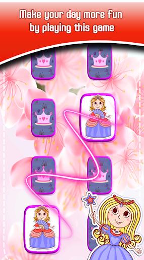 princess memory match game screenshot 3