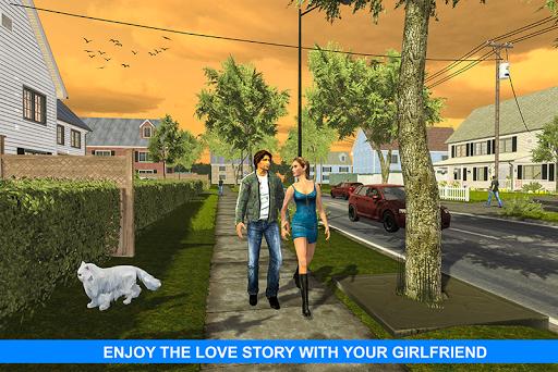 virtual girlfriend: real life love story sim screenshot 3
