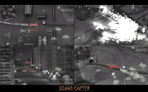BLOOD COPTER Screenshot