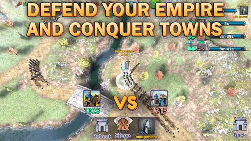 Shadows of Empires: PvP RTS  screenshots 2