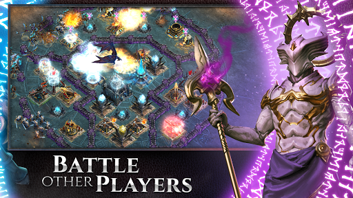 Rival Kingdoms: The Endless Night apklade screenshots 2