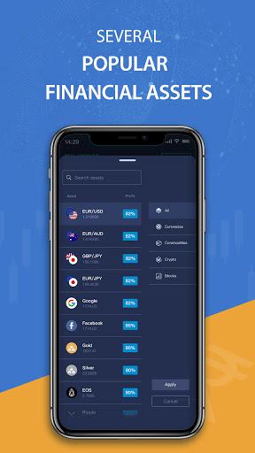 RubikTrade - Mobile Trade App for Beginners apktram screenshots 4