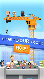 Tiny Tower – 8 Bit Life Simulator Mod 3.15.1 Apk [Unlimited Coins] 4