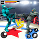 Robot Ring Fighting Real Robot VS Superhero Robot - Androidアプリ