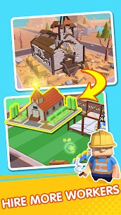 Idle Garbage Recycle MOD APK 1.1.6 (Unlimited Money) 3